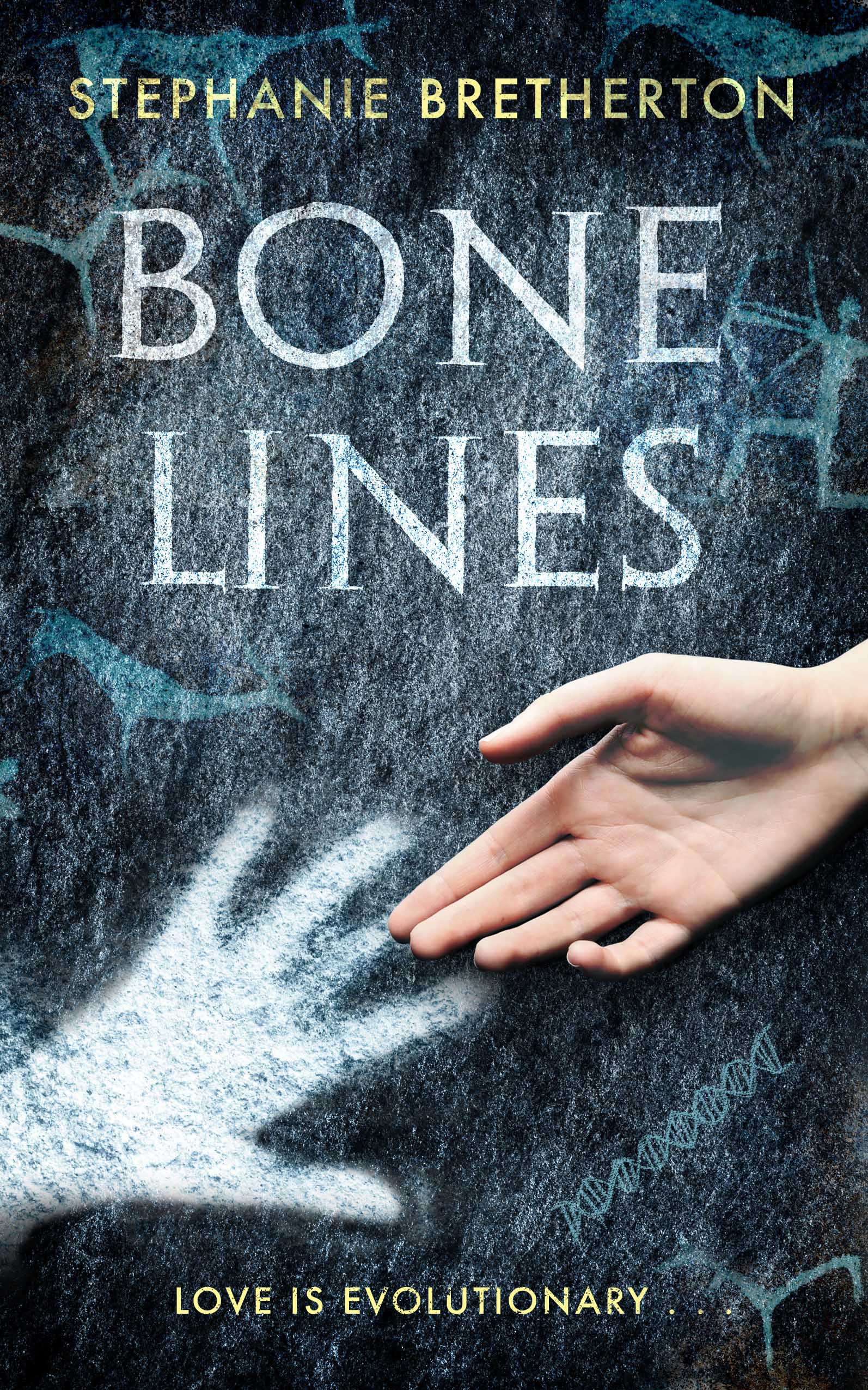 Bone Lines Cover