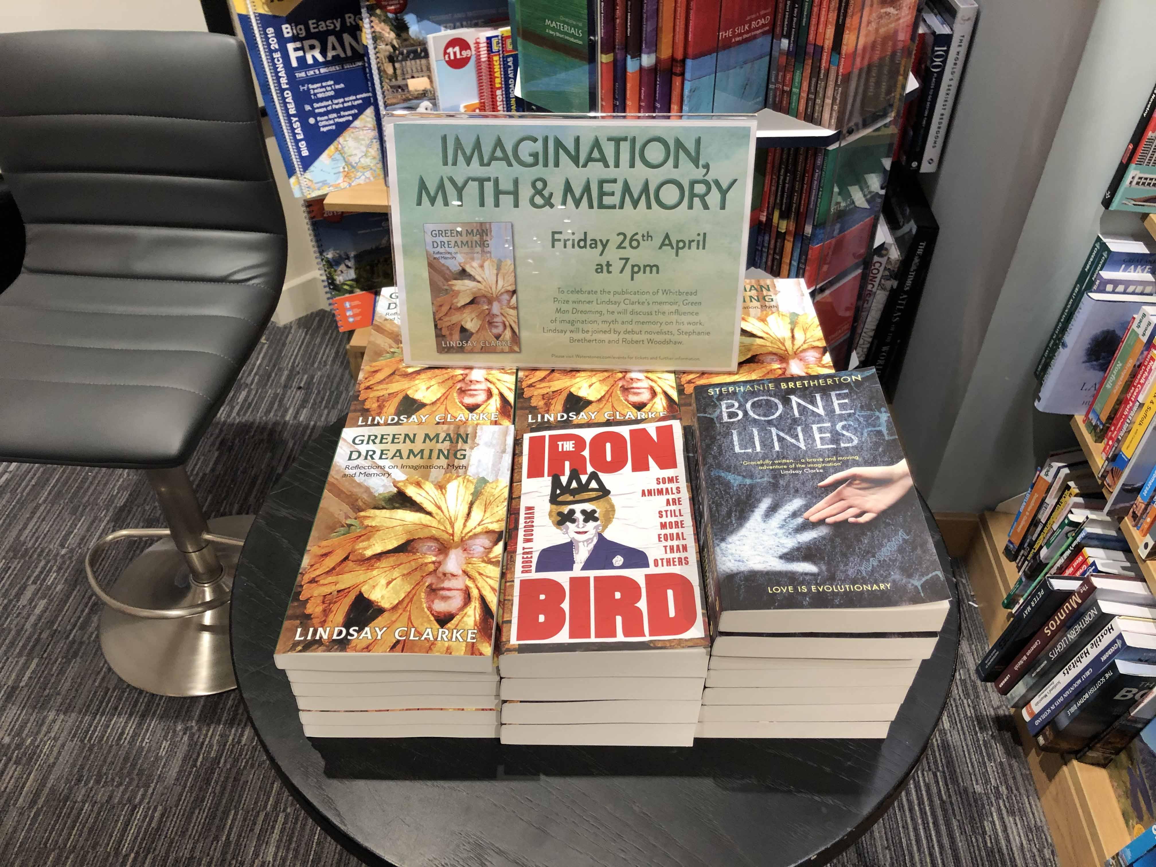 Imagination, Myth & Memory